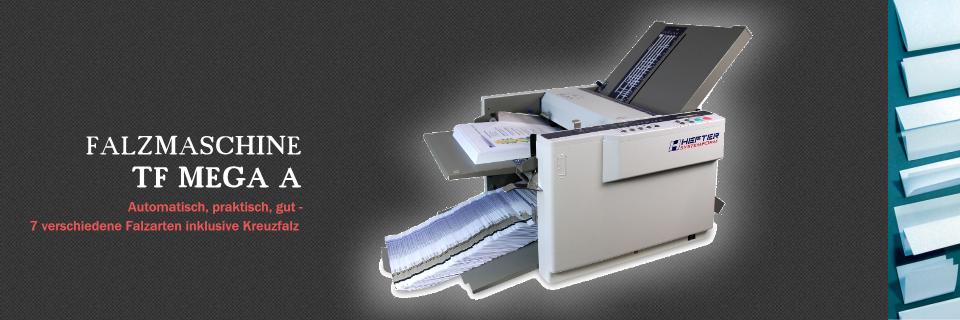 Briefe Falzen Und Kuvertieren Maschine : Kleine falzmaschinen